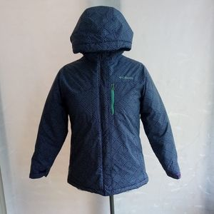 Columbia Girl US L Multicolour Ski/Winter Jacket